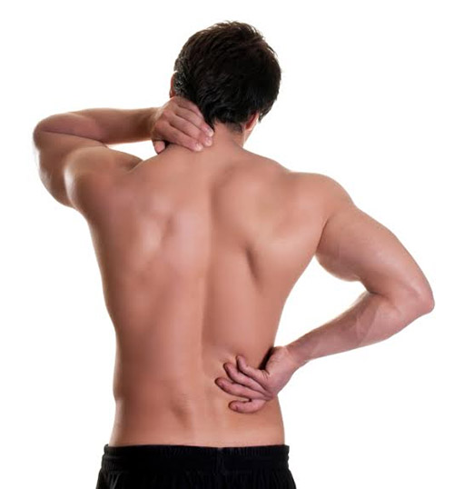 How to treat typical neck and low back pain at home